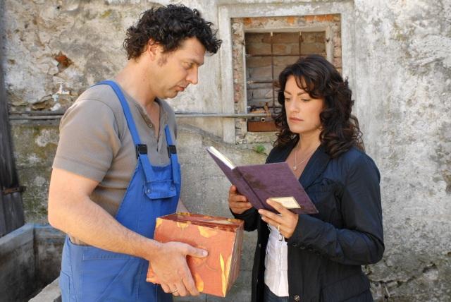 'Die Landärztin' u.a mit  Gregor Bloéb (Gerhard Straußberger) und Christine Neubauer (Johanna Lohmann). (c) ORF/Ziegler-Film/Reiner Bajo
